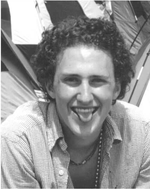 Andrew in 2000