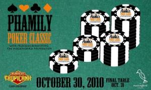 2010 Phamily Poker Classic