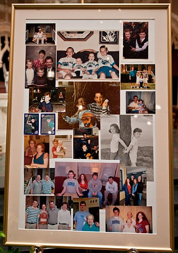 Memorial Poster Ideas Create A Memorial Poster With Yearbook Photos