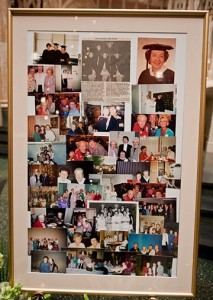 Memory Board, Nursing School Graduations