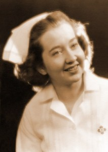 Theresa Vann, Nursing School Graduation