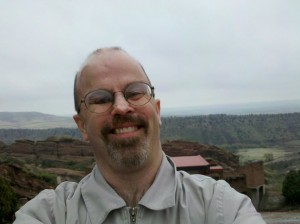 Greg Starks @ Red Rocks