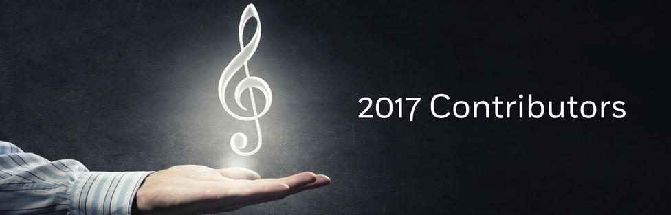 2017 Contributors