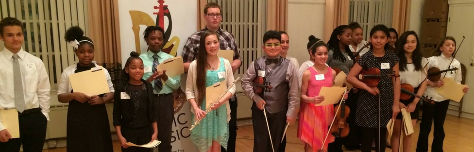 Civic Music Association Receives Grant to Support Milwaukee's Young Musicians