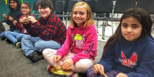 Carson elementary students to perform with new instruments
