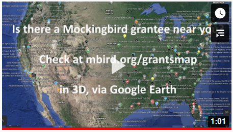 See our first 493 grants mapped in 3D!